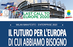 Last Call to Europe 2020